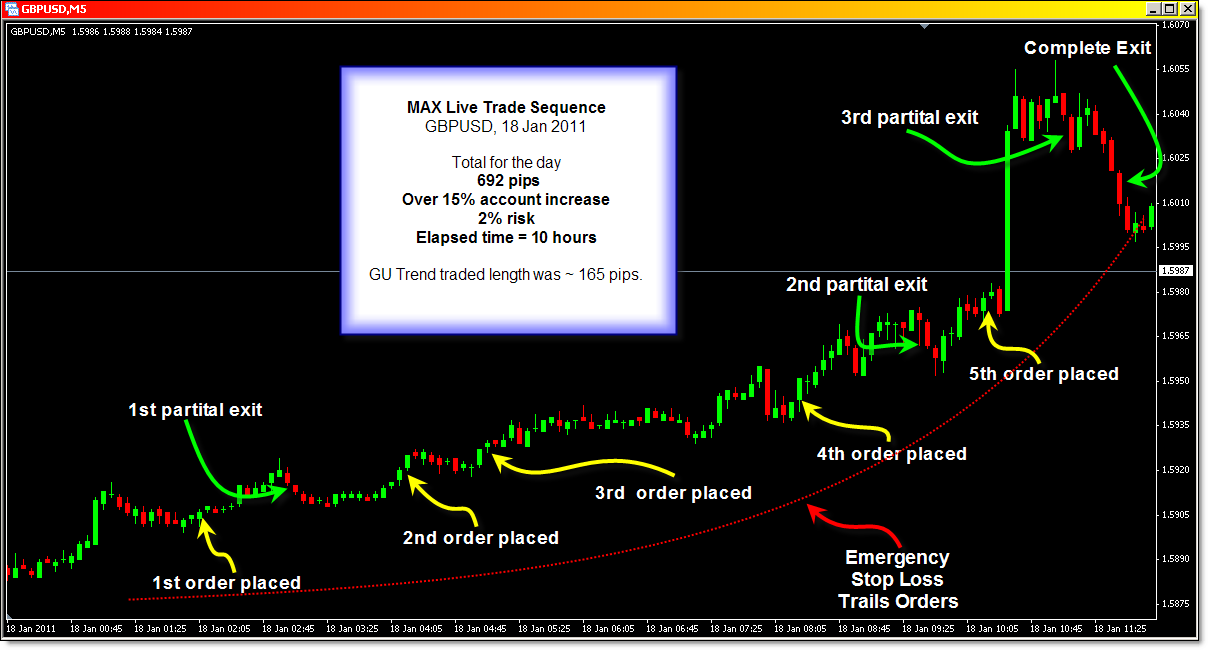 Forex trading training pips